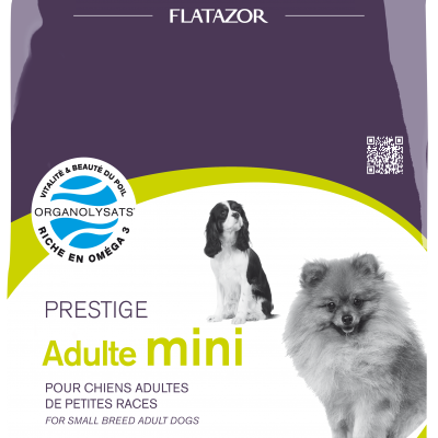 Pro-Nutrition Prestige Adulte Mini 8KG 310708