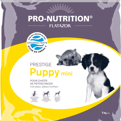 Pro-Nutrition Prestige Puppy Mini 1KG 310601